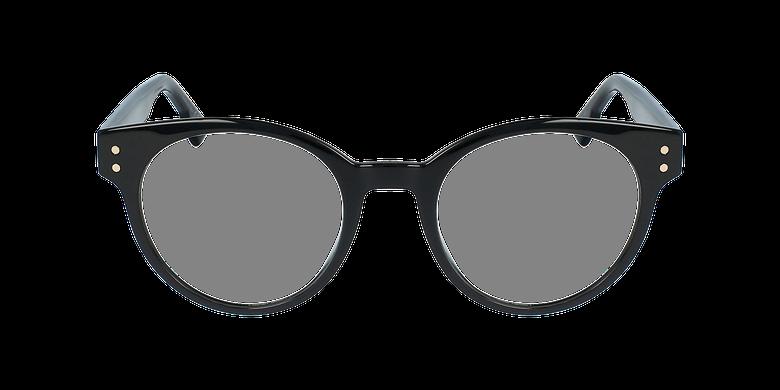 Lunettes de vue femme DIORCD3 noirVue de face