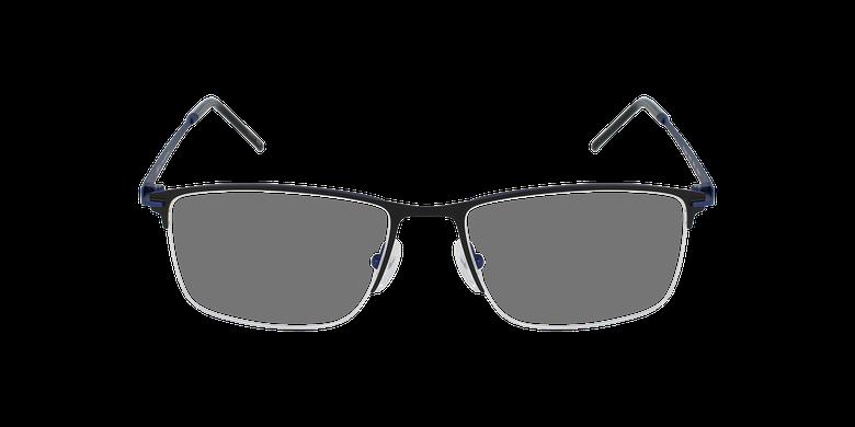 Lunettes de vue homme NEPTUNE noir/bleu