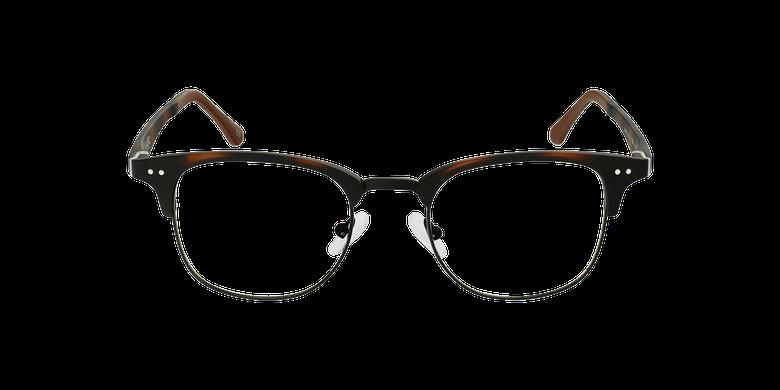 Lunettes de vue MAGIC 92 écaille/noirVue de face