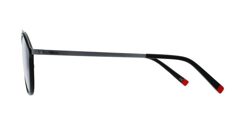Lunettes de vue ROSSINI noir - Vue de côté