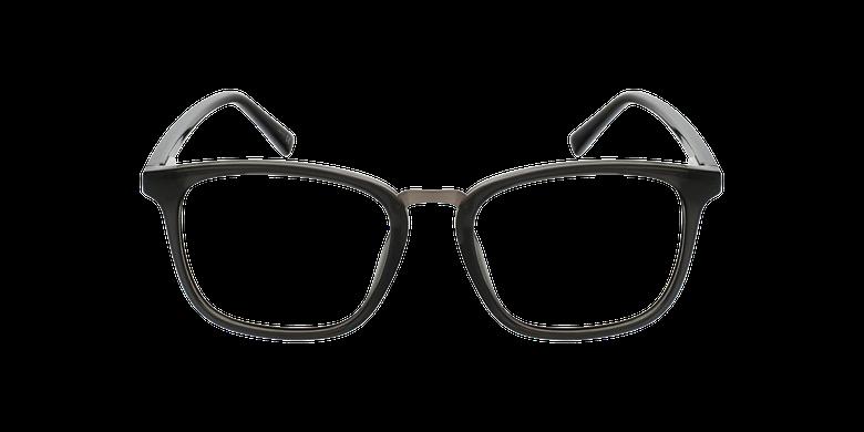 Lunettes de vue homme PAULO gris/grisVue de face