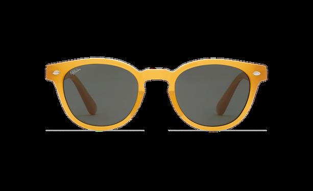 Lunettes de soleil ISOBA jaune - danio.store.product.image_view_face