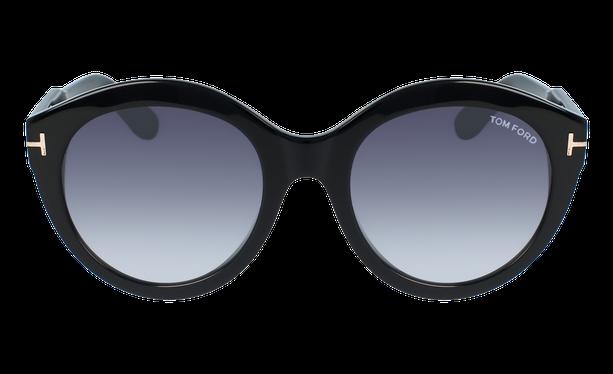 Lunettes de soleil femme ROSANNA noir - danio.store.product.image_view_face