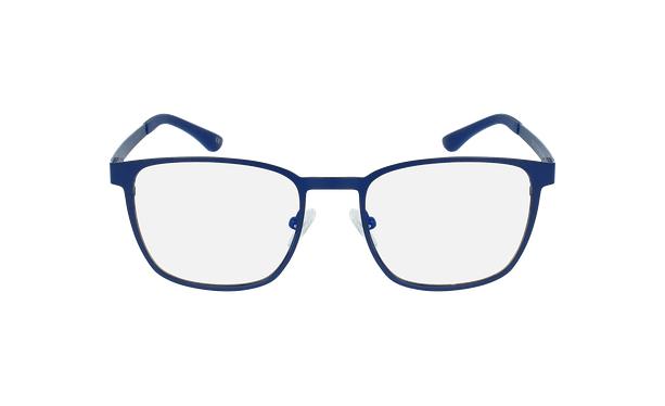 Lunettes de vue homme MAGIC 42 BLUEBLOCK bleu - Vue de face