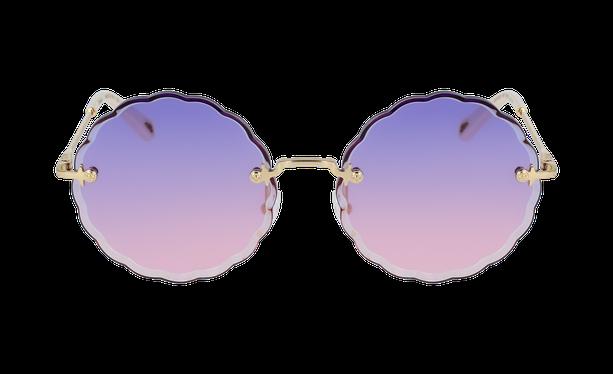 Lunettes de soleil femme CE142S violet/doré - danio.store.product.image_view_face
