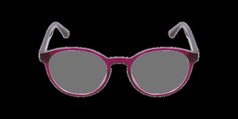 Lunettes de vue femme RZERO3 violetVue de face