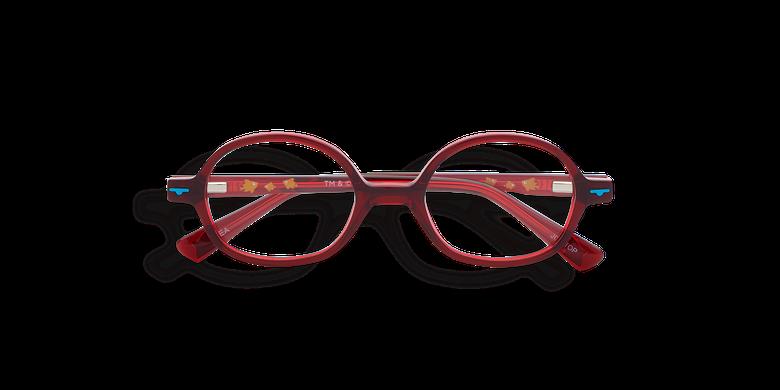 Lunettes de vue enfant SEA rouge