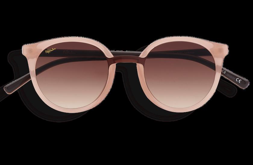 Lunettes de soleil femme DREAM marron - danio.store.product.image_view_face