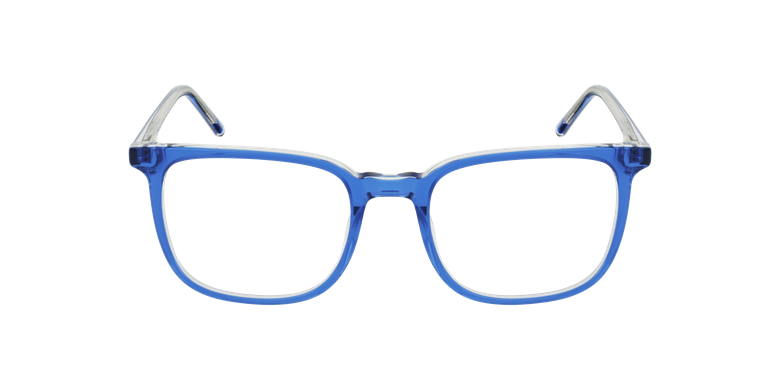 Lunettes de vue GASPARD bleu