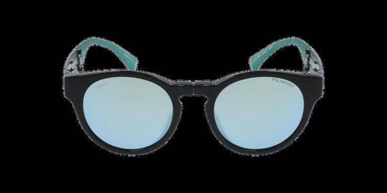 Lunettes de soleil femme SLALOM noir/turquoise