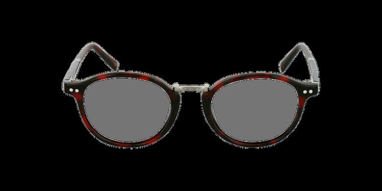 Lunettes de vue BRAHMS rouge