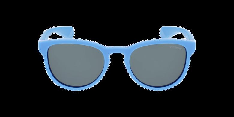 Lunettes de soleil enfant PLD 8030/S bleuVue de face