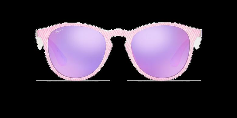 Lunettes de soleil femme VARESE rose