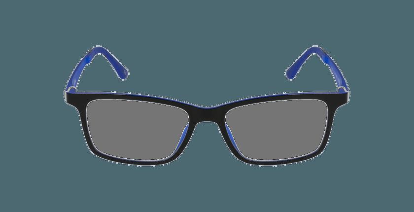Lunettes de vue homme MAGIC 32 BLUEBLOCK noir/bleu - Vue de face