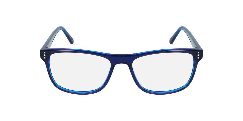 Lunettes de vue homme HECTOR noir/gris