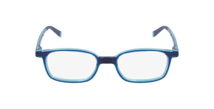 Lunettes de vue enfant REFORM PRIMAIRE 1 bleu/turquoise - Vue de face
