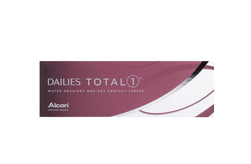 Lentilles de contact Dailies Total 1 30L - danio.store.product.image_view_face