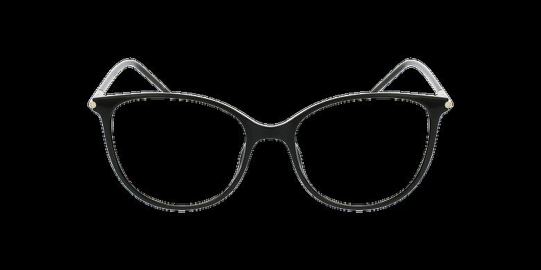 Lunettes de vue femme MAGIC 88 noirVue de face