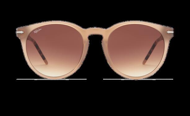 Lunettes de soleil femme STACY marron - danio.store.product.image_view_face