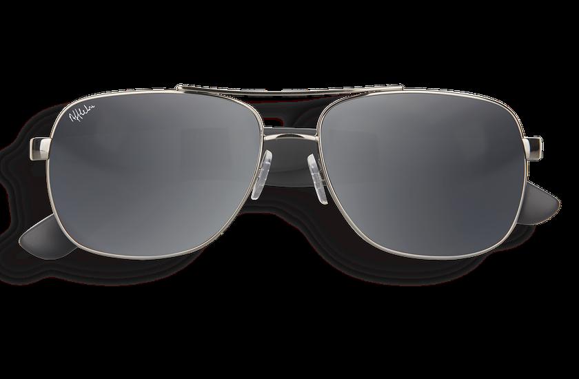Lunettes de soleil homme CRUZEIRO gris/gris - danio.store.product.image_view_face