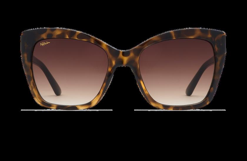 Lunettes de soleil femme LEILA écaille - danio.store.product.image_view_face