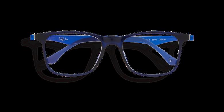 Lunettes de vue homme MAGIC 24 BLUEBLOCK bleu