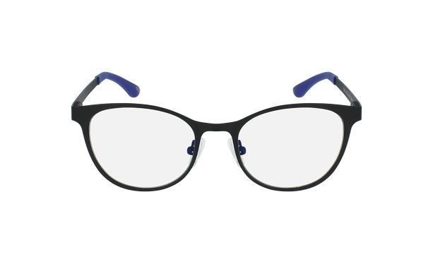 Lunettes de vue femme MAGIC 45 noir - Vue de face