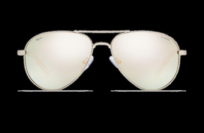 Lunettes de soleil AZCA doré - danio.store.product.image_view_face