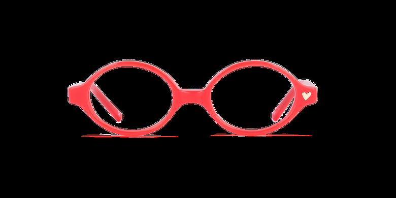 Lunettes de vue enfant MAUD rouge