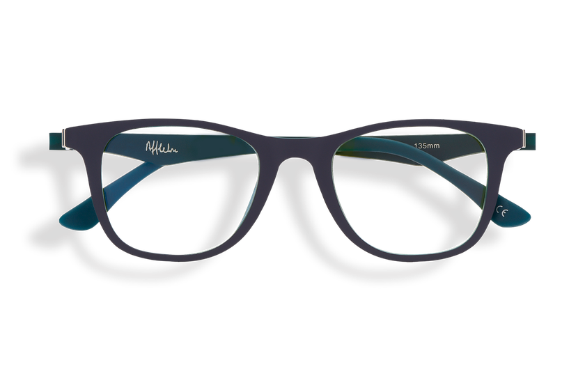 Lunettes de vue enfant MAGIC 30 BLUEBLOCK bleu/vert - danio.store.product.image_view_face