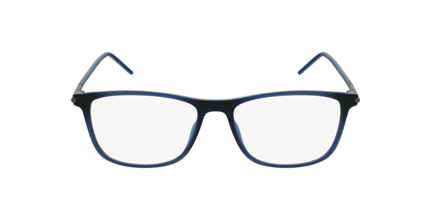 Lunettes de vue homme MAGIC 73 bleu - Vue de face
