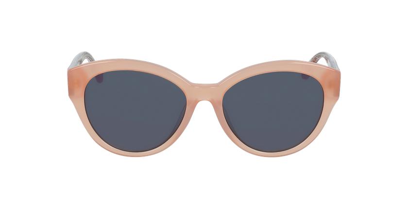Lunettes de soleil femme VS0023 rose - Vue de face