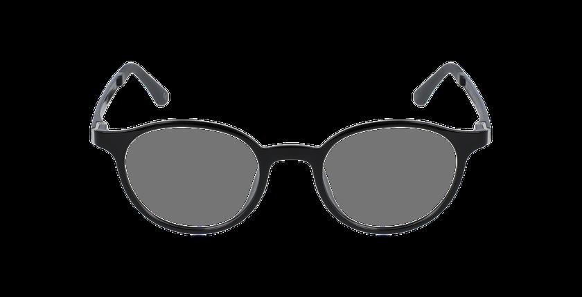 Lunettes de vue femme MAGIC 22 noir - Vue de face