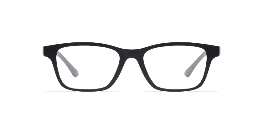 Lunettes de vue homme MAGIC 02 noir - Vue de face