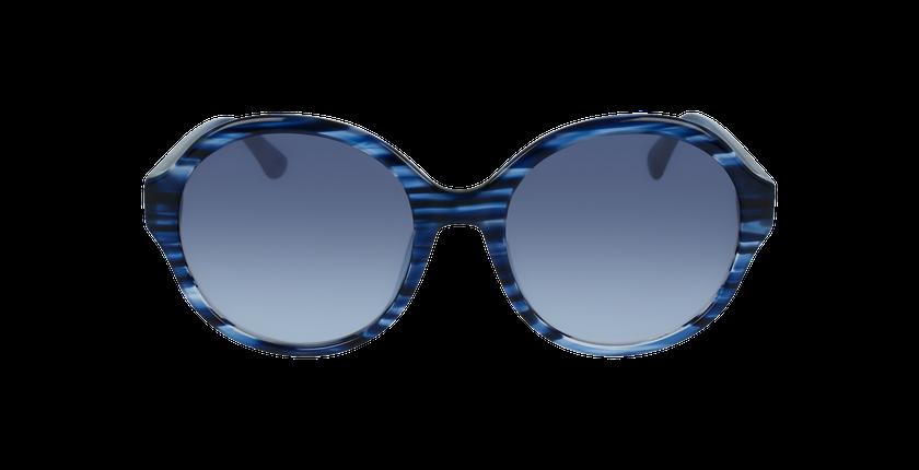 Lunettes de soleil femme PK0019 bleu - Vue de face