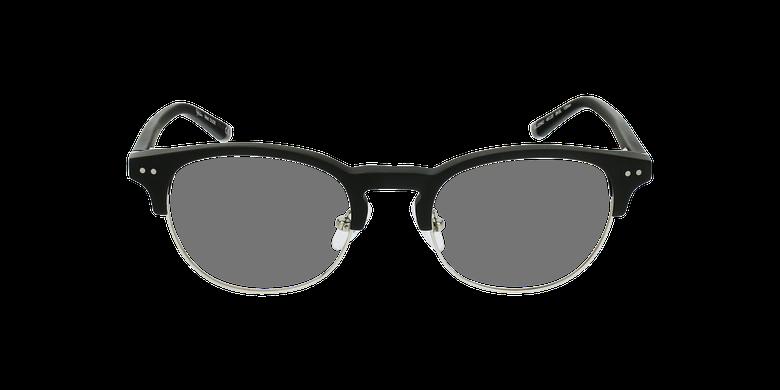 Lunettes de vue enfant DUDE noir/argentéVue de face