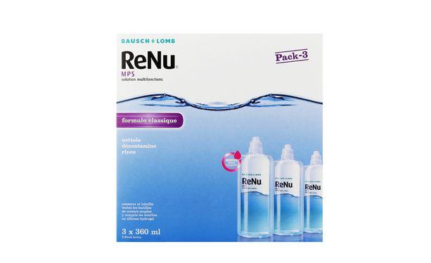 ReNu MPS 3x360ml