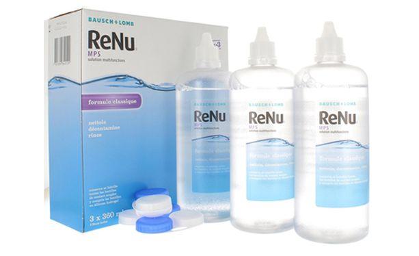 ReNu MPS 3 x 360 ml