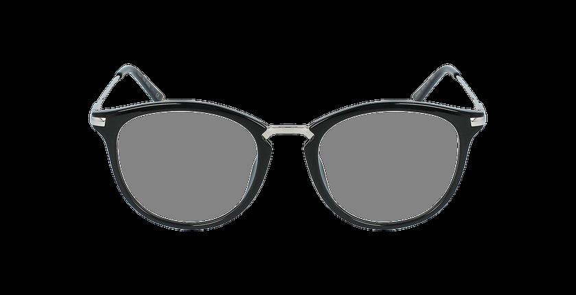 Lunettes de vue ANGIE noir - Vue de face