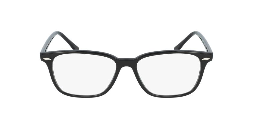 Lunettes de vue 0RX7119 noir - Vue de face