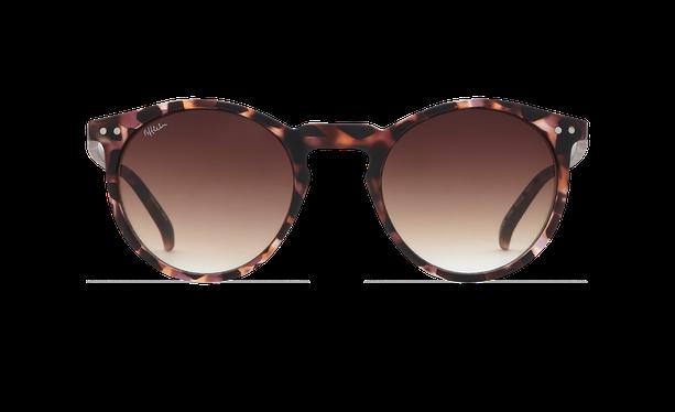 Lunettes de soleil ALTEA écaille/rose - danio.store.product.image_view_face