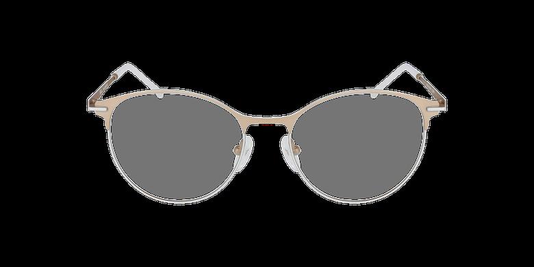 Lunettes de vue femme MEROPE gris/rose