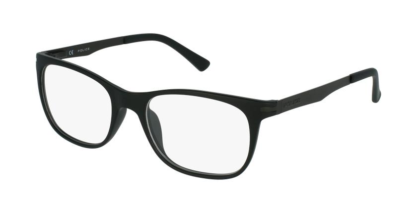Lunettes de vue homme V1974 noir/gris - vue de 3/4