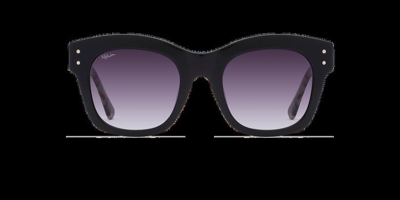 Lunettes de soleil femme ORNELLA noir/écaille