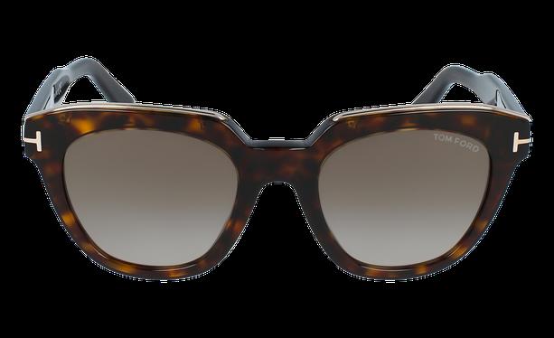 Lunettes de soleil femme HALEY écaille - danio.store.product.image_view_face