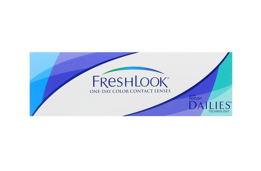 Lentilles de contact FreshLook 1 Day Blue 10L - danio.store.product.image_view_face