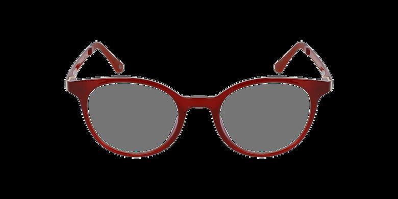 Lunettes de vue femme MAGIC 36 rouge