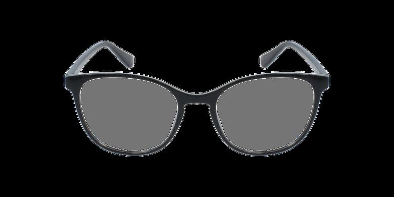 Lunettes de vue femme RZERO5 noirVue de face