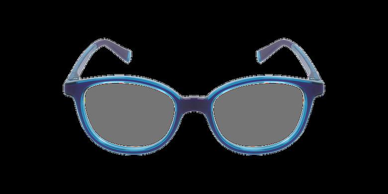 Lunettes de vue enfant REFORM MATERNELLE 1 violet/turquoiseVue de face