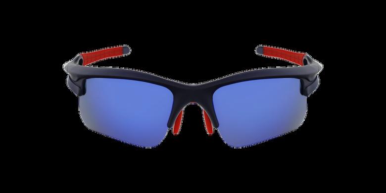 Lunettes de soleil homme Bike-Star bleu